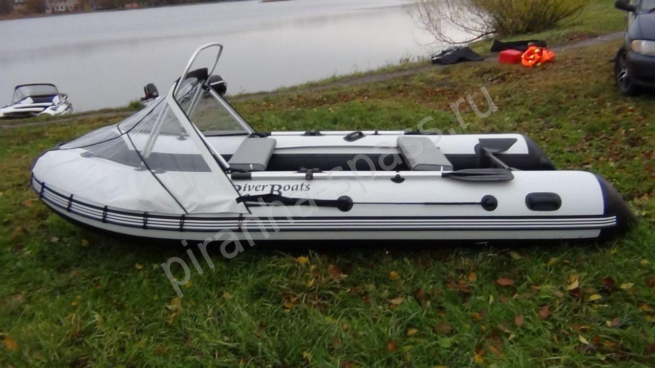 Как сделать носовой тент для лодки
