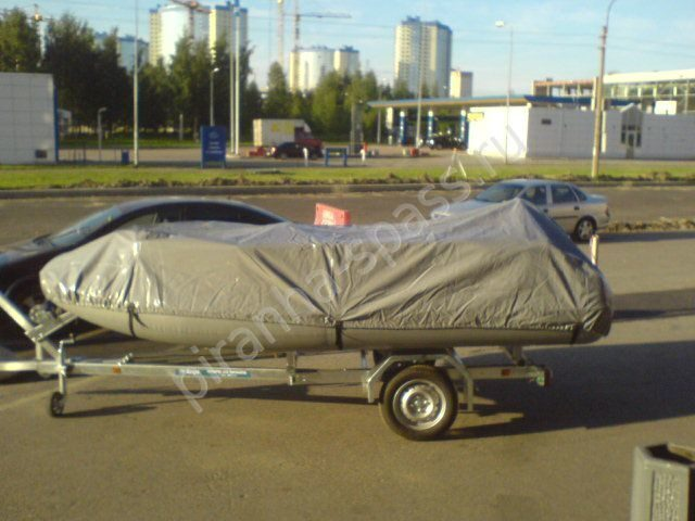 Транспортировочный тент для пвх лодки своими руками
