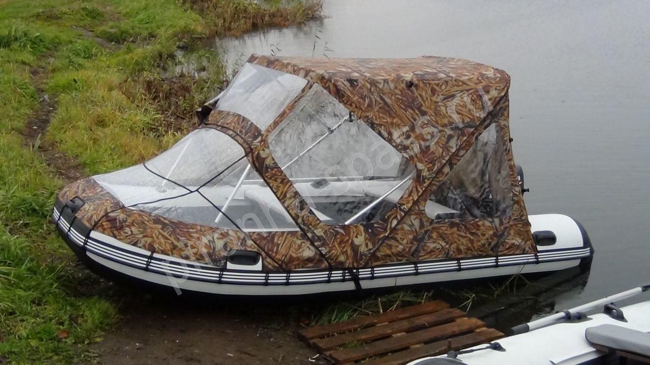 нужен ли тент для лодки